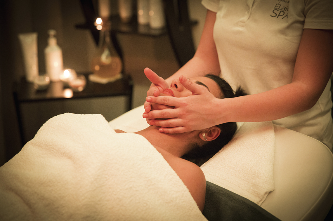 massaggi sul viso